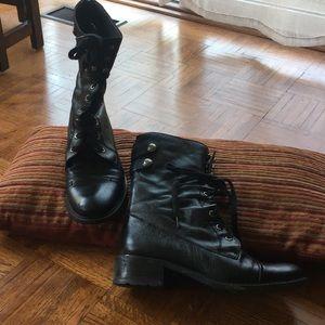 Sam Edelman Moto ankle boots
